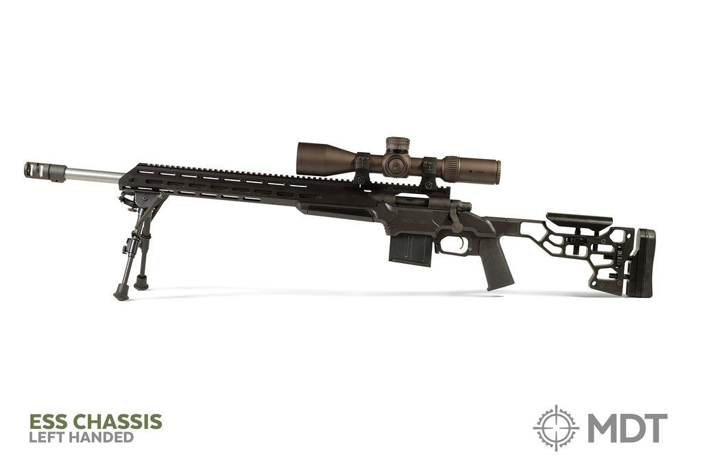 MDT RELEASES LEFT HANDED ESS CHASSIS SYSTEM