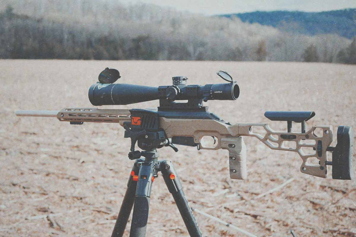 HOW I GOT INTO PRECISION RIFLE COMPETITION - PART 1
