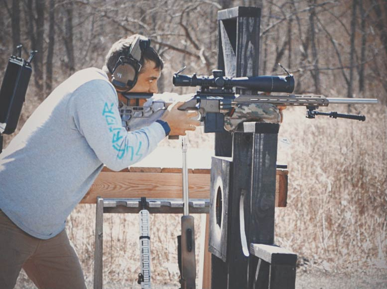 HOW I GOT INTO PRECISION RIFLE COMPETITION - PART 2