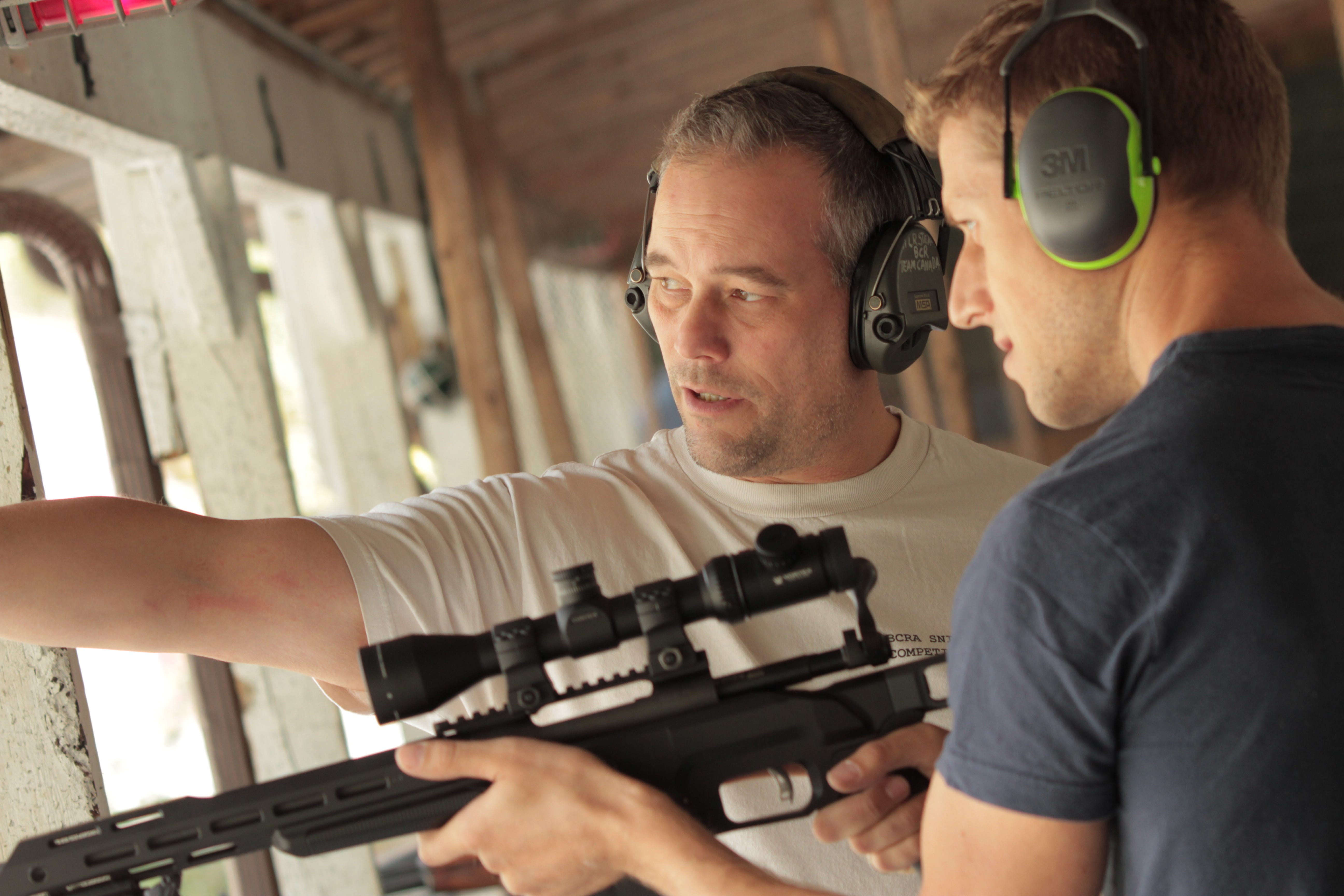 IMPROVING YOUR RIFLE ACCURACY (VIDEO)