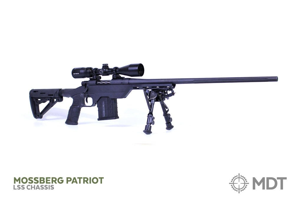 MDT RELEASES LSS CHASSIS SYSTEM FOR MOSSBERG PATRIOT SA