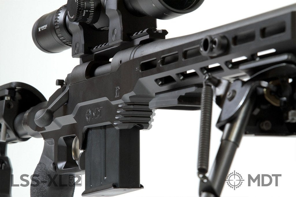 MDT RELEASES LSS-XL GEN2 CHASSIS SYSTEM