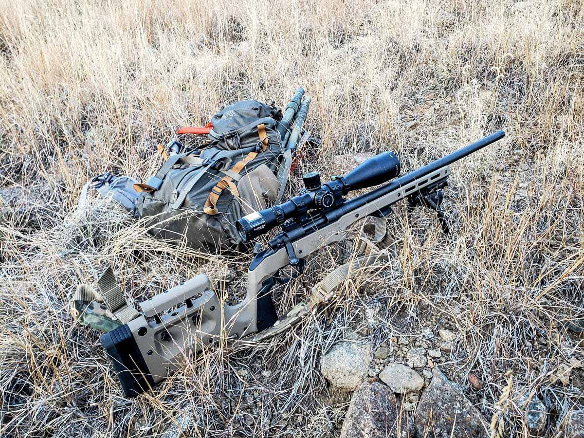 HUNTING WITH THE MDT XRS CHASSIS SYSTEM